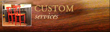 Euro Style Cabinets - Custom Services